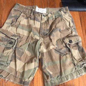 American eagle 🦅 camo shorts